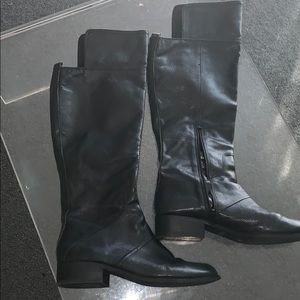 Nine West knee high boots size 11